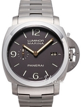 Panerai Contemporary Luminor 1950 Marina Ruskea/Titaani Ø44 mm