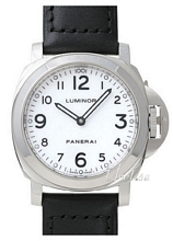 Panerai Historic Luminor Base Musta/Nahka Ø44 mm