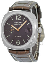 Panerai Historic 8 Days Brown Dial