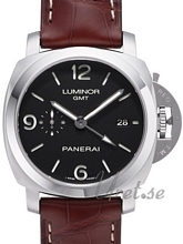 Panerai Contemporary Luminor 1950 3 Days GMT Automatic Musta/Nah