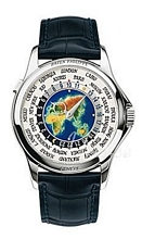 Patek Philippe Grand Complications Europe-Asia World Time Monivä