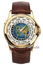 Patek Philippe Complicated Europe-Asia World Time Monivärinen/Na