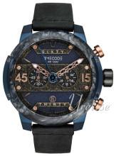 Timecode Hubble 1990 Sininen/Nahka