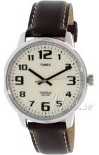 Timex Valkoinen/Nahka