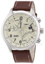 Timex Intelligent Samppanja/Nahka