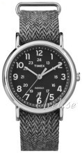 Timex Weekender Musta/Tekstiili