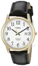 Timex Easy Reader Valkoinen/Nahka