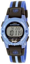 Timex Expedition LCD/Tekstiili Ø33 mm