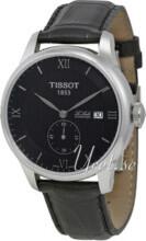 Tissot Tissot T-Classic Musta/Nahka Ø39.3 mm