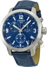 Tissot PRC 200 Sininen/Nahka