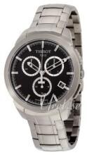 Tissot Titanium Musta/Titaani Ø43 mm