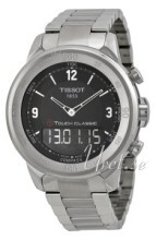 Tissot T-Touch Classic Musta/Teräs