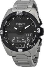 Tissot PR100 Musta/Titaani