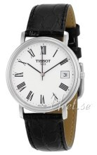 Tissot Luxury Valkoinen/Nahka