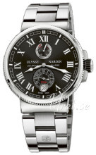 Ulysse Nardin Marine Collection Musta/Teräs Ø43 mm