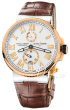 Ulysse Nardin Marine Collection Hopea/Nahka Ø45 mm