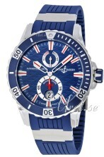 Ulysse Nardin Marine Collection Sininen/Kumi Ø44 mm