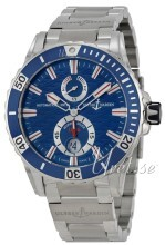 Ulysse Nardin Marine Collection Sininen/Teräs Ø44 mm