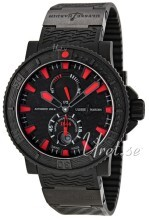 Ulysse Nardin Marine Collection Diver Black Sea Musta/Kumi Ø45.8