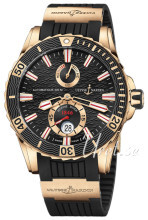Ulysse Nardin Marine Collection Musta/Kumi Ø44 mm