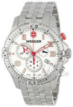 Wenger Squadron Valkoinen/Teräs